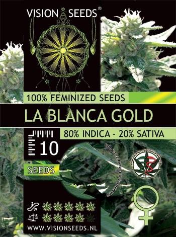 La Blanca Gold fem
